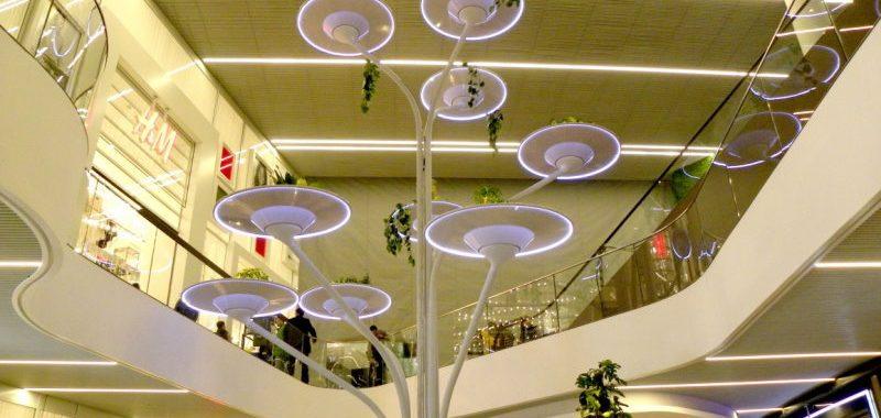 Einkaufszentrum MINTO